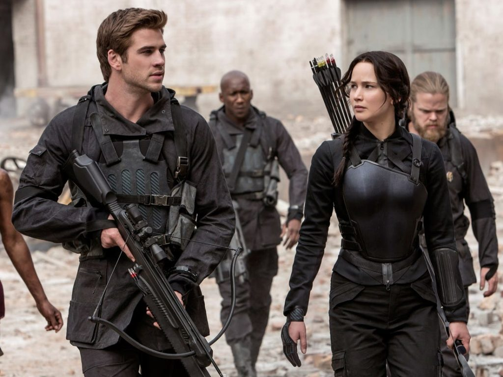 The-Hunger-Games-Movie – A-Review