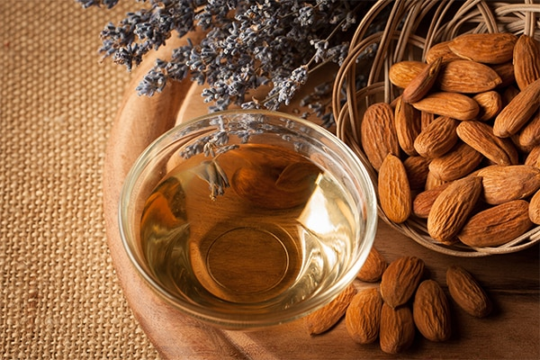Almonds for baby hair growth